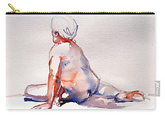 Facing Away Carry-all Pouch