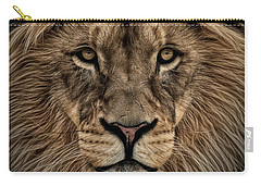 Facing Courage Carry-all Pouch