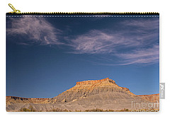 Factory Butte Utah Carry-all Pouch