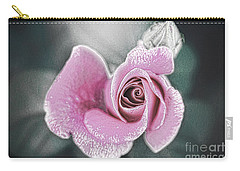 Faded Romance Carry-all Pouch