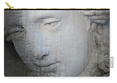Faded Statue Carry-all Pouch