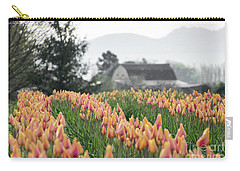 Faded Tulip Barn Carry-all Pouch