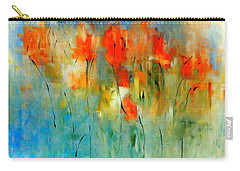 Faded Warm Autumn Wind Carry-all Pouch