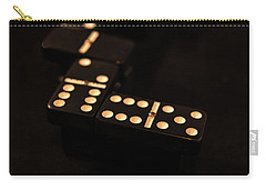 Fading Dominos Carry-all Pouch