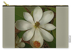 Carry-all Pouch featuring the photograph Fading Glory by Robert Knight
