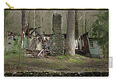 Carry-all Pouch featuring the photograph Fading Into Tomorrow by Mike Eingle
