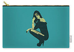 Fading Memories - The Golden Days No.2 Carry-all Pouch by Serge Averbukh