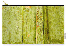 Carry-all Pouch featuring the photograph Fading Old Paint by John Williams