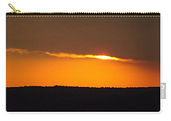 Fading Sunset  Carry-all Pouch by Don Koester