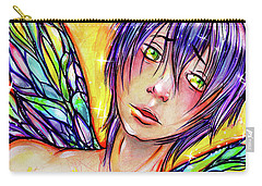 Faery Boy Carry-all Pouch by Nada Meeks