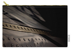 Carry-all Pouch featuring the photograph Faiding Away by Paul Job