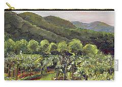 Fainting Goat Valley - Vineyards -  Jasper, Ga Carry-all Pouch