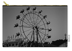 Carry-all Pouch featuring the photograph Fair Time Fun by Rick Morgan