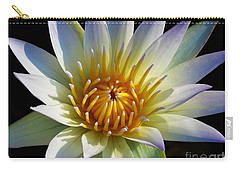 Carry-all Pouch featuring the photograph Fairest Lily by Chad and Stacey Hall