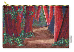 Fairfax Redwoods Carry-all Pouch