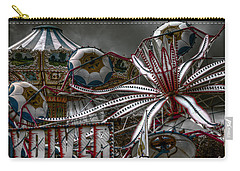 Fairground Rides Carry-all Pouch