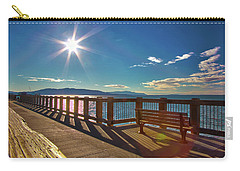 Fairhaven Boardwalk Carry-all Pouch