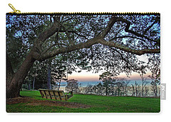 Fairhope Swing On The Bay Carry-all Pouch