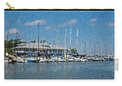 Fairhope Yacht Club Impression Carry-all Pouch