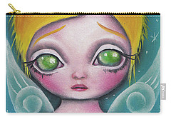Fairy  Carry-all Pouch by Abril Andrade Griffith
