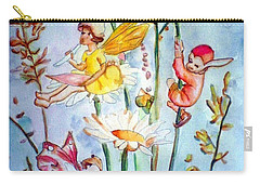 Fairy Babies Carry-all Pouch