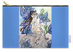 Fairy Blue Carry-all Pouch