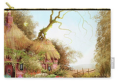 Fairy Chase Cottage Carry-all Pouch