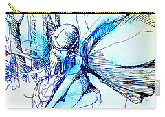 Fairy Doodles Carry-all Pouch