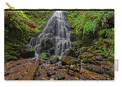 Fairy Falls Carry-all Pouch by Jonathan Davison