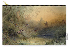 Fairy Land Carry-all Pouch by Gustave Dore