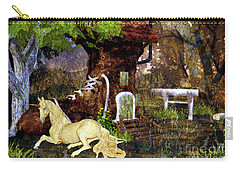 Fairy Retreat Carry-all Pouch