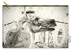 Fairy Steed Carry-all Pouch by Caitlyn  Grasso