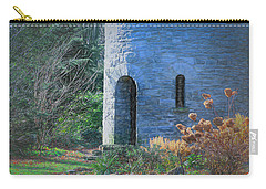 Fairy Tale Tower Carry-all Pouch by Patrice Zinck