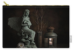 Fairy With Lilies Carry-all Pouch
