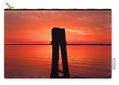 Carry-all Pouch featuring the photograph Faith Reunites Us by Michiale Schneider