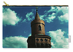 Fake German Castle Or Oberbaumbruecke Carry-all Pouch
