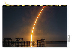 Falcon 9  Night Launch Carry-all Pouch