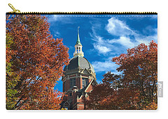 Fall And The Dome Carry-all Pouch