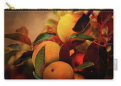 Fall Apples A Living Still Life Carry-all Pouch