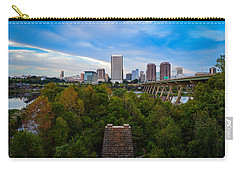 Fall Approaching In Richmond Carry-all Pouch