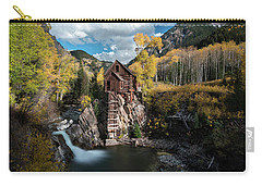 Fall At Crystal Mill Carry-all Pouch