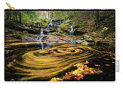Fall At Garwin Falls Carry-all Pouch