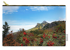 Fall At Grandfather Mountain Carry-all Pouch