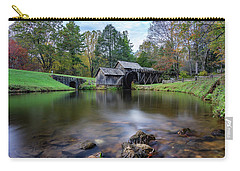 Fall At Mabry Mill Carry-all Pouch