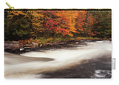 Fall At Oxtongue Rapids Carry-all Pouch