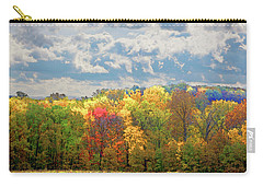 Fall At Shaw Carry-all Pouch