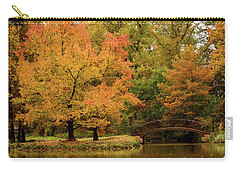 Fall At The Arboretum Carry-all Pouch