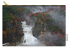 Fall At Turner Falls Carry-all Pouch