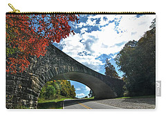 Fall Bridge Carry-all Pouch