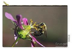 Fall Bumblebee   Carry-all Pouch by Yumi Johnson